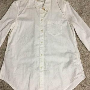 GAP Tops - Classic Boyfriend Oxford Shirt